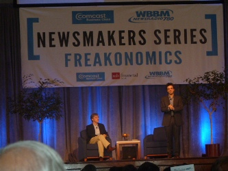 CBS Freakonomics Luncheon