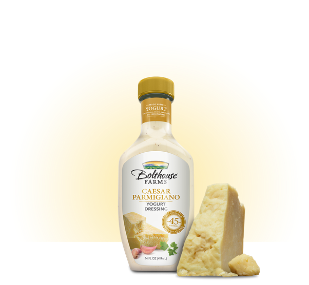 Bolthouse Farms Caesar Parmigiano dressing
