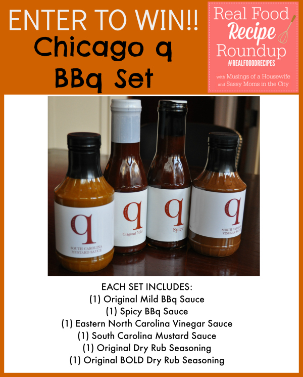 Chicago q BBQ set