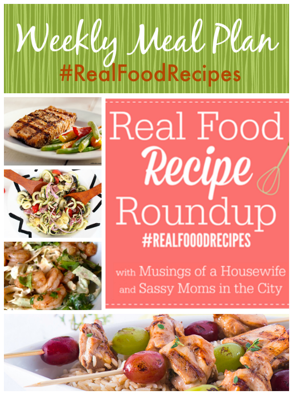 real food recipe round up june 8th