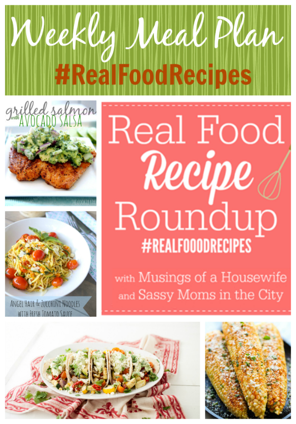 real food recipes june 22