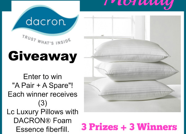 dacron Lc Luxury Pillows