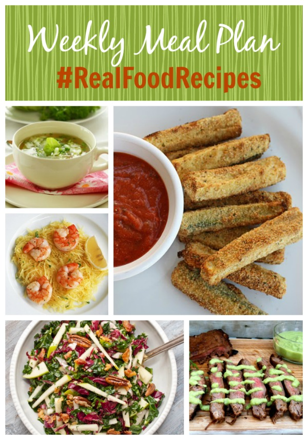 real food recipes link up