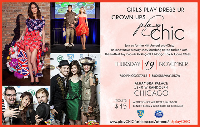 playChic Fashion Show Chicago