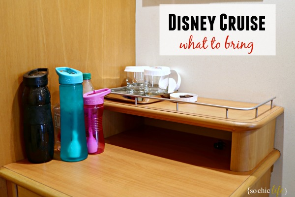 What to Pack for a Disney Cruise Disney Cruise What to Bring
