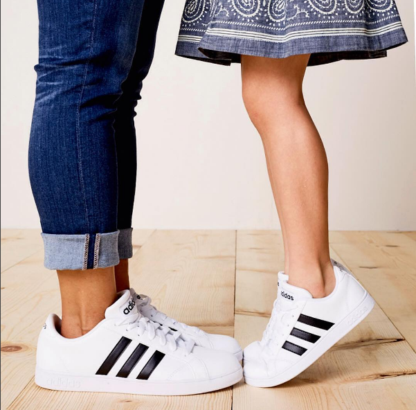 Find the latest Fall Shoe Trends at DSW! Loving the modern sport look and Adidas Neo Baseline sneakers have made a comeback. Come try on a pair at the Fall Trend Try on Party at DSW! via @SoChicLife