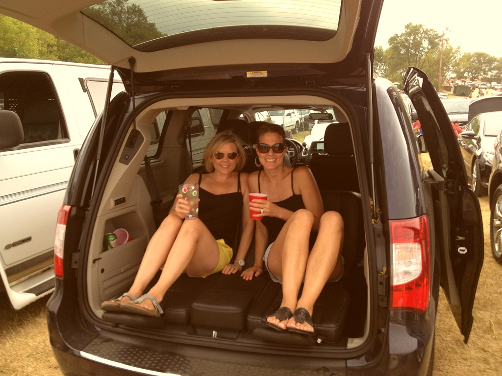 Road Trips Summer Camp And Tailgating With Chrysler Town