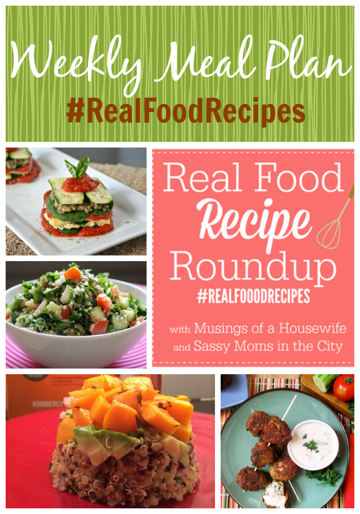 real food recipes may 11th