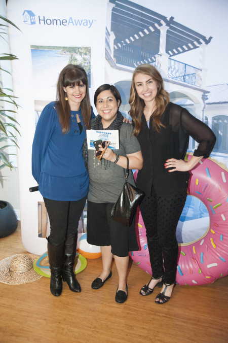 Homeaway Pilar Clark travel in style event