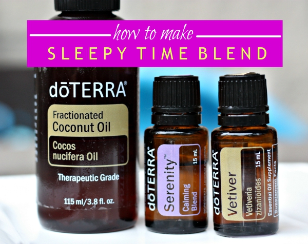 sleepy time blend