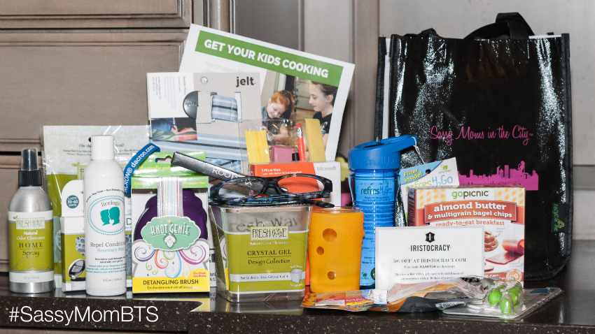 sassy moms back to school goodie bags