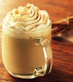 Gingerbread Latte 20 winter drinks and cocktails