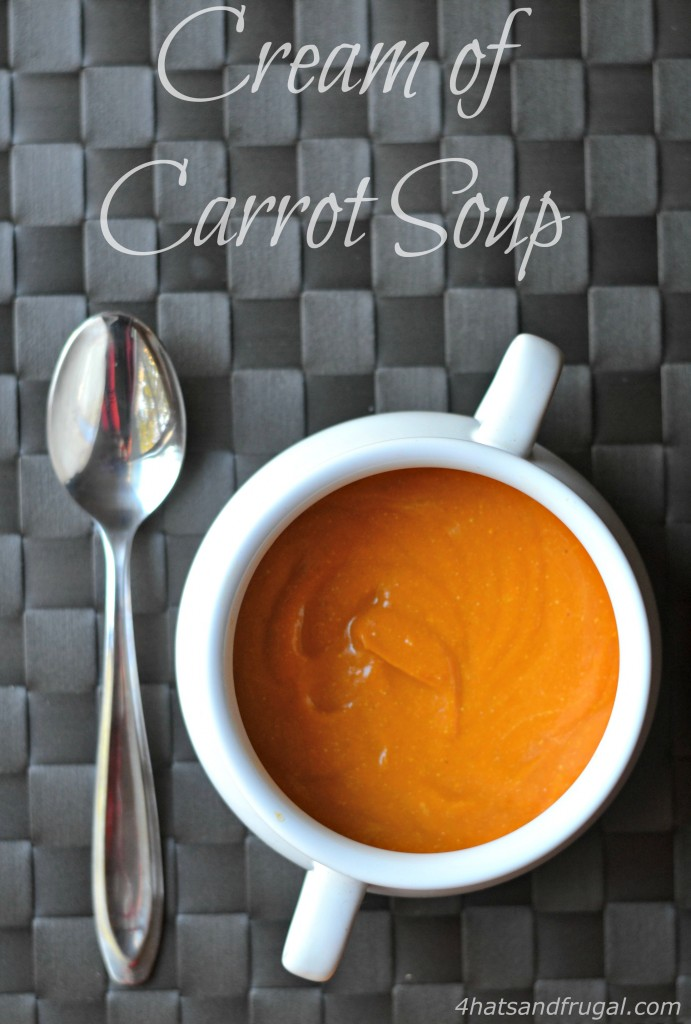 Cream-of-Carrot-Soup