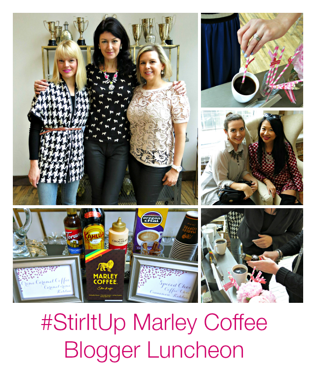 marley coffee luncheon