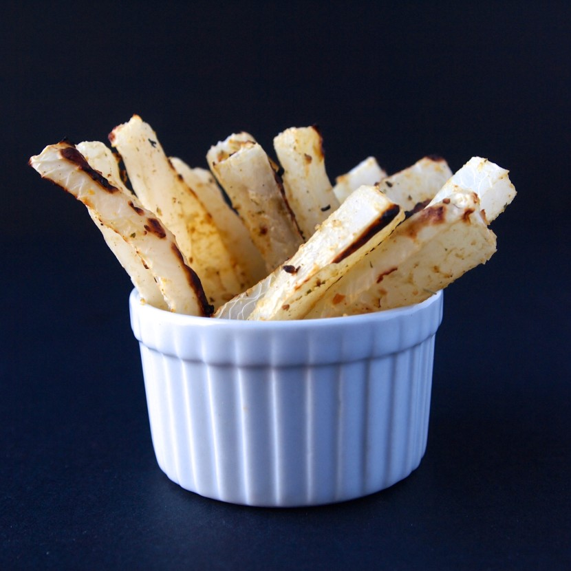 daikon radish fries