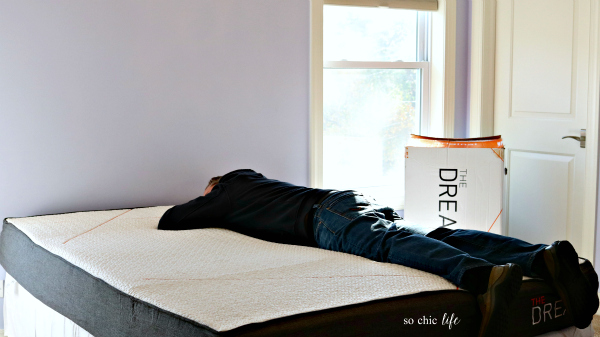 Dream Bed Review Pinterest