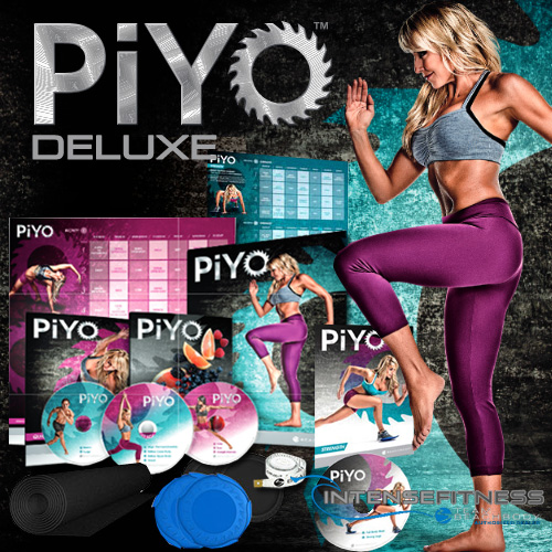 7 Ways to Create the Perfect Home Gym Chalene Johnson's PiYo Workout Series: