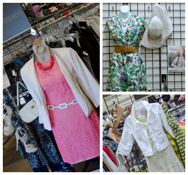 Spring is in the air! It's time for a serious closet clean out and shopping for Spring fashion at Clothes Mentor.
