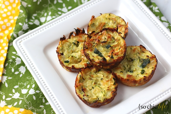 I've found that a lot of pre-planning saves time in the morning - packing lunches the night before, laying out clothes and preparing breakfast in advance with recipes like Gluten-Free Zucchini Breakfast Muffins.