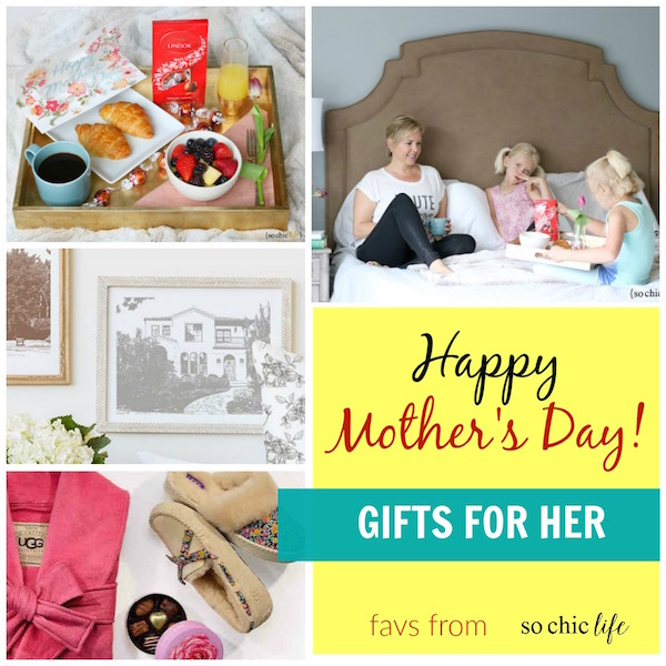 Mothers Day Gift So Chic Life