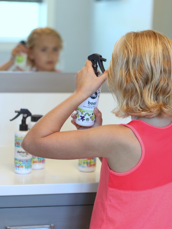 Chemical-Free Hair Products for Kids SoCozy at CVS SoCozy Boo Lice Spray