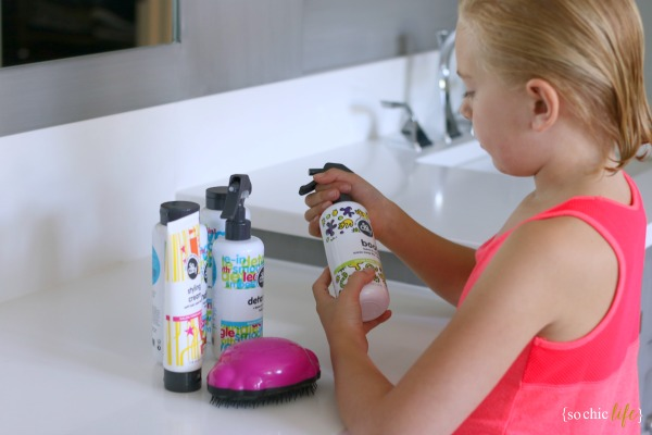 Chemical Free Hair Care for Kids SoCozy Hair Care