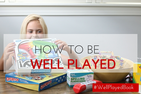 Well Played Book Review by Meredith Sinclair via @SoChicLife