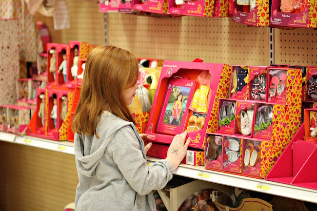 Our Generation Doll Review Target In Store Event So